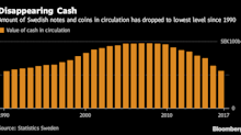 Sweden Tries to Halt Its March to Total Cashlessness