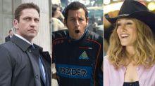 Los actores de Hollywood con peores críticas
