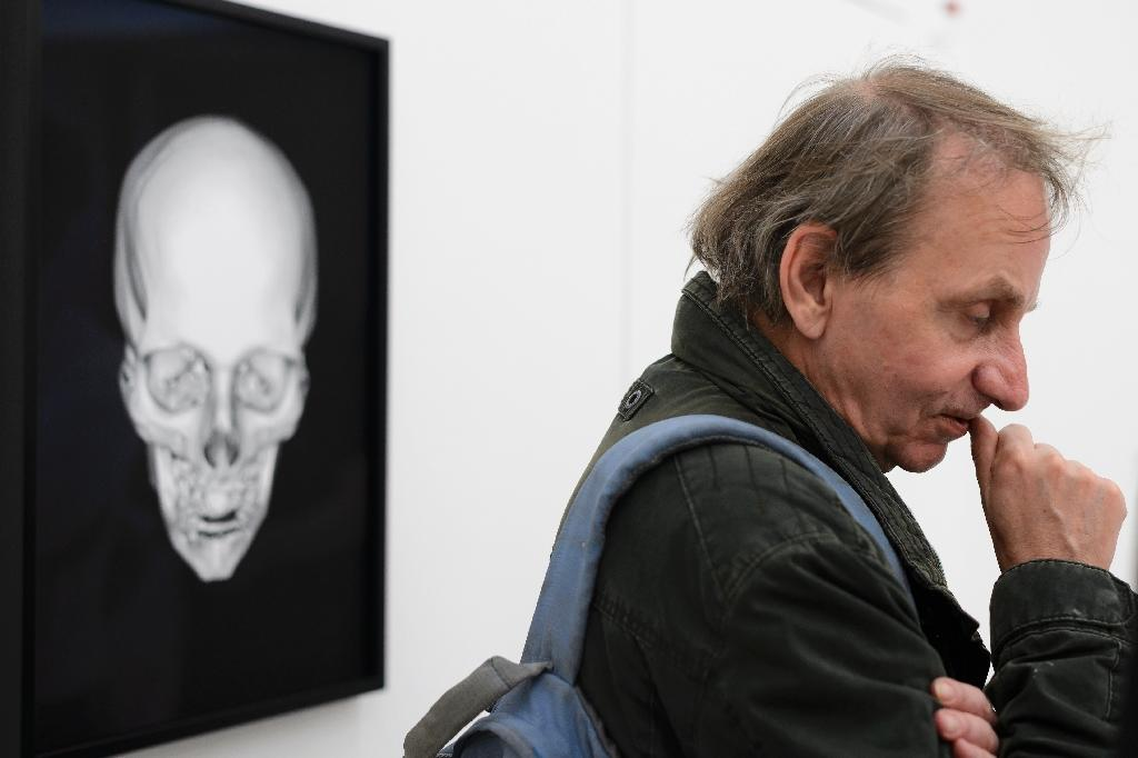 My mother didn't love me enough' says French writer Houellebecq