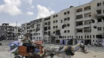 Violence Slows in Gaza; Partial Cease-fire Ends
