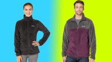 Only a few hours left: Pick up a Columbia fleece on sale for just $25!