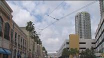 Business group reportedly makes offer for Channelside plaza