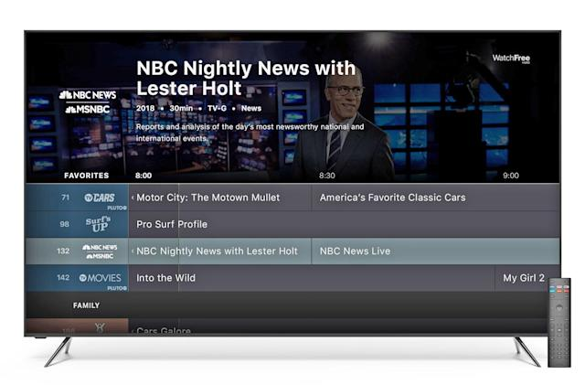 Vizio adds over 100 free streaming channels to its SmartCast TVs