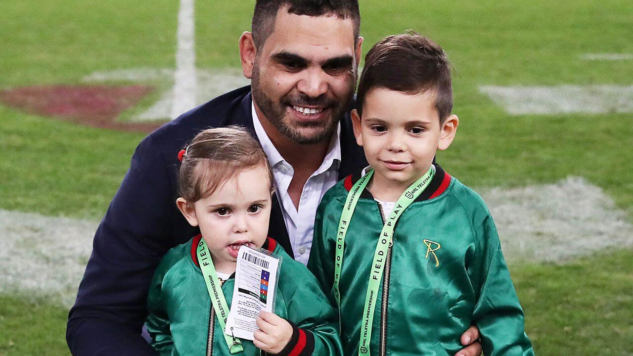 Greg Inglis' five-year-old son targeted by disgusting racist comments