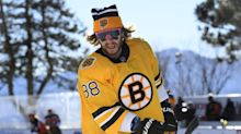 NHL on NBC: There's no slowing down David Pastrnak