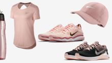 Nike has launched a Millennial pink collection