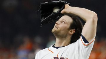 Cole hard truth: Game 1 plan goes awry for Astros