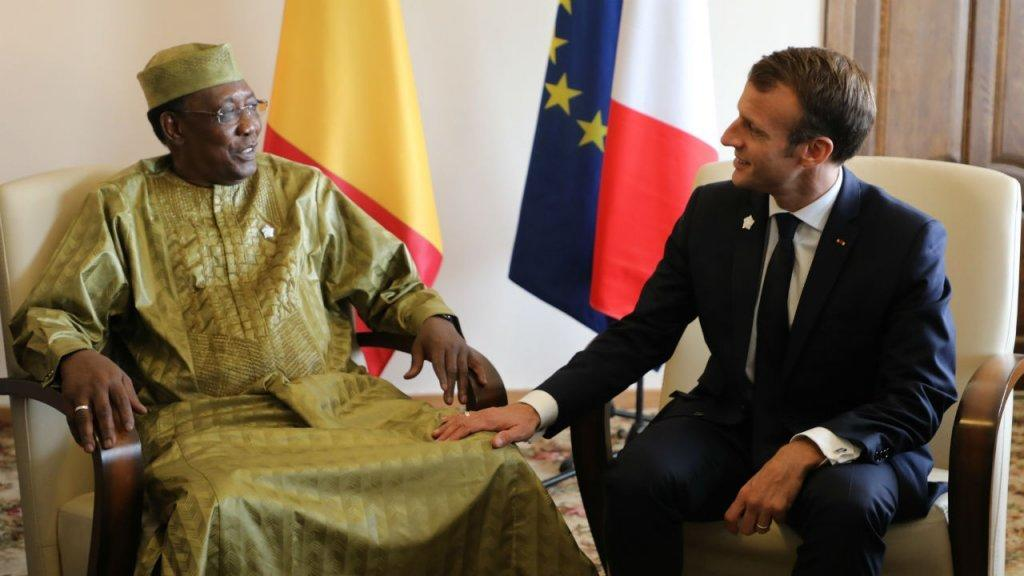 France's Macron visits Chad amid Russian intervention fears in ...