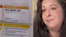 Woman's honesty leads to power bill jumping by thousands