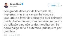 """Ataques a Miriam Leitão e Glenn Greenwald mostram que não existe """"mas"""" quando o assunto é liberdade de imprensa"""