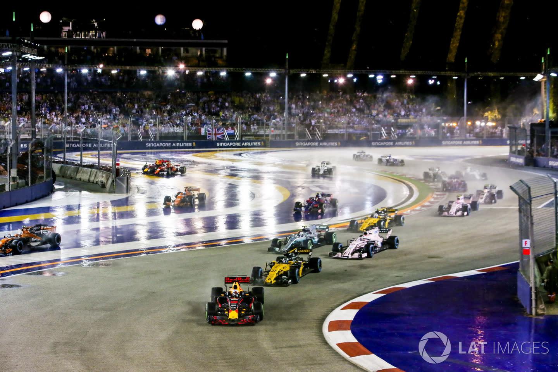 Formel 1 Singapur
