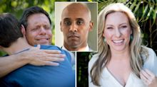 'I broke down crying': Justine Damond's fiancé shares relief over court decision after tragic death