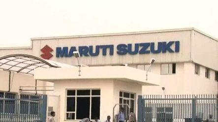 Maruti at Manesar to hire workers from Gujarat, union on protest
