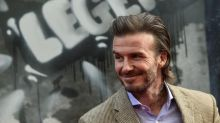 Beckham makes ballot for U.S. Soccer Hall of Fame