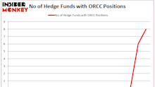 Hedge Funds Have Never Been This Bullish On Owl Rock Capital Corporation (ORCC)