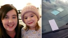 Mother's shock at being told sick daughter 'does not look disabled' in Blue Badge parking row