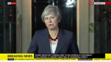 Accord Brexit: cette expression de Theresa May qui relance l'espoir des anti-Brexit