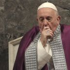 Pope cancels events for second day due to illness
