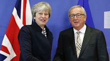 Juncker jokes it would be 'good for Britain' if HE was prime minister