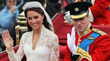 You Can Now Buy A Slice Of Prince William And Kate Middleton's Wedding Cake