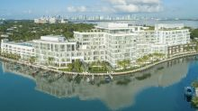 Want to live where a supermodel lives? So do many others at this hot Miami Beach condo