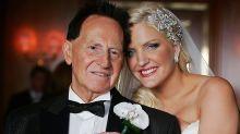 Brynne Edelsten 'shocked' over Geoffrey Edelsten's death at 78