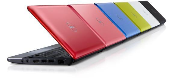 Inspiron Mini 10 finally shows up at Dell's website