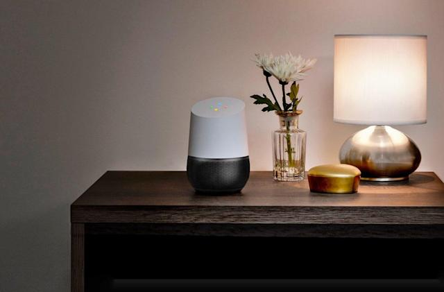 Google's AI-powered 'Home' hub ships next month for $129