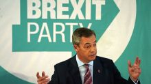 Nigel Farage pulls Brexit Party out of hundreds of seats to 'secure Boris Johnson election victory'