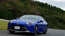 Toyota Mirai mit mehr Reichweite für weniger Geld