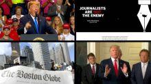 #FreePress: US-Zeitungen kontern Trump-Attacken