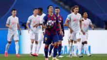 Luis Suárez quer ficar no Barcelona, mas deixa decisão nas mãos da diretoria