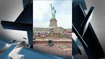 New York Breaking News: Statue of Liberty Officially Reopens for July 4th