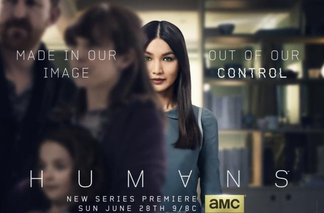 What's on your HDTV: 'Humans', 'Mr. Robot', Nina Simone on Netflix
