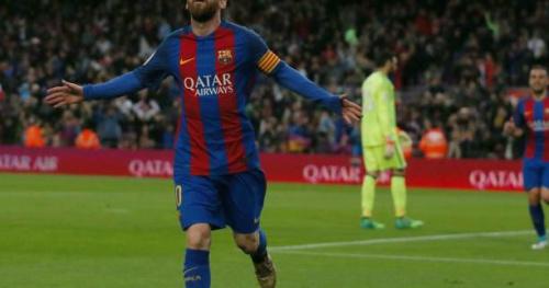 Foot - ESP - Le Barça se balade face à Osasuna avec un doublé de Messi