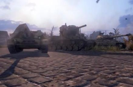 World of Tanks launches update 1.2 for the Xbox 360