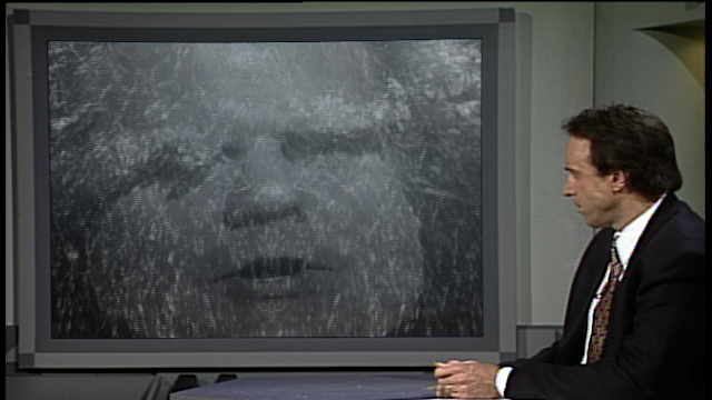 Chris Farley as The Storm of the Century