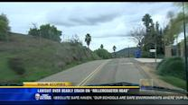 """Lawsuit over deadly crash on """"Rollercoaster Road"""""""