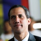 Guaido says he's trying to freeze Venezuelan accounts in Switzerland