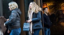 U.S. retail sales rebound slightly in January a month after biggest decline in 10 years