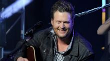 Blake Shelton Laughs off Stage Tumble: 'Yes, I Had Been Drinking. A Lot.' (Video)