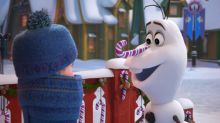 Olaf's Frozen Adventure gets a cool trailer