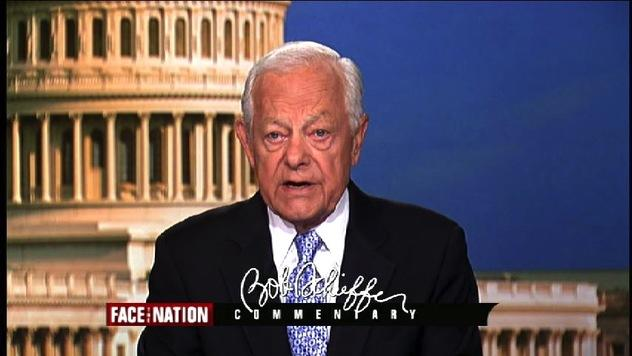 Bob Schieffer: Difficult questions in the Middle East