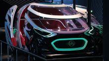 Autonomous Taxis Becomea Rough Ride for Europe