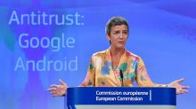 Europe unveils its new digital strategy. Here's what it means for Facebook, Google owner Alphabet, and Amazon