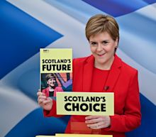 'No moral justification' to refuse independence referendum if SNP wins majority, Sturgeon claims