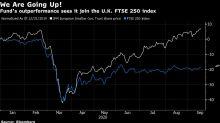 JPMorgan Fund Manager's ESG Bets Win Spot in U.K. Midcap Gauge