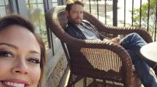 Vanessa Lachey Shares Photo with Her BH90210 Husband: 'Introducing Mrs. Jason Priestley'