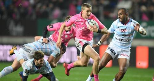 Rugby - Top 14 - Top 14 : Le Stade Français remporte le derby face au Racing 92