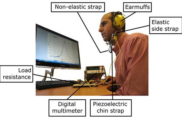 Researchers create a headset to turn your jaw into a tiny power plant